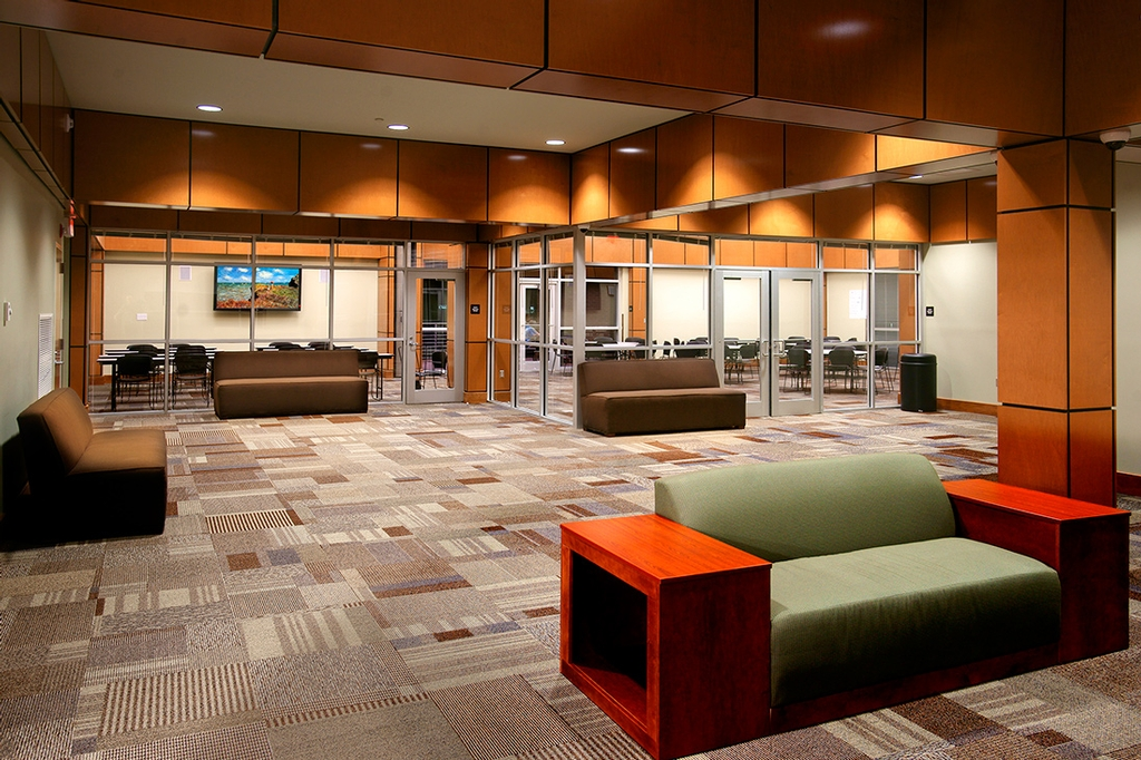 ... And Includes The University Leadership Program. Spaces Include A Small  Food And Beverage Court, Classrooms, And Meeting Space Along With  Additional ... Part 60